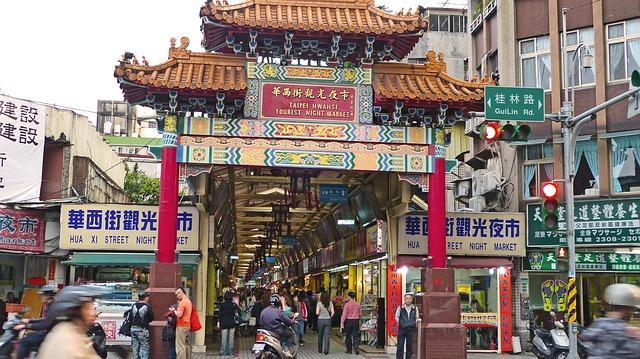 čínská tržnice