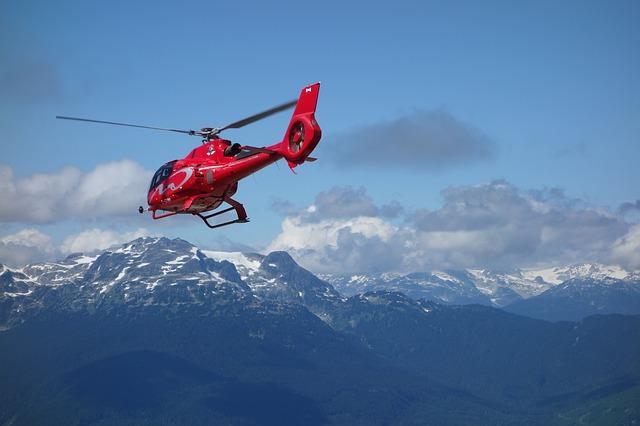 letecká záchranná služba