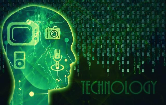technologický mozek