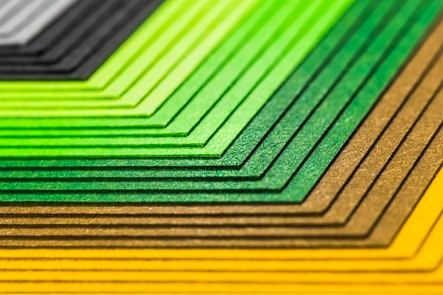 vzory barev