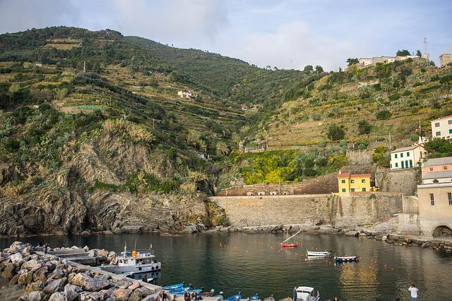 Italská vesnička