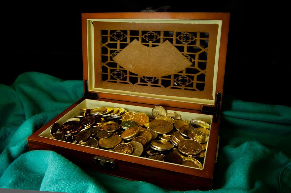zlatý poklad